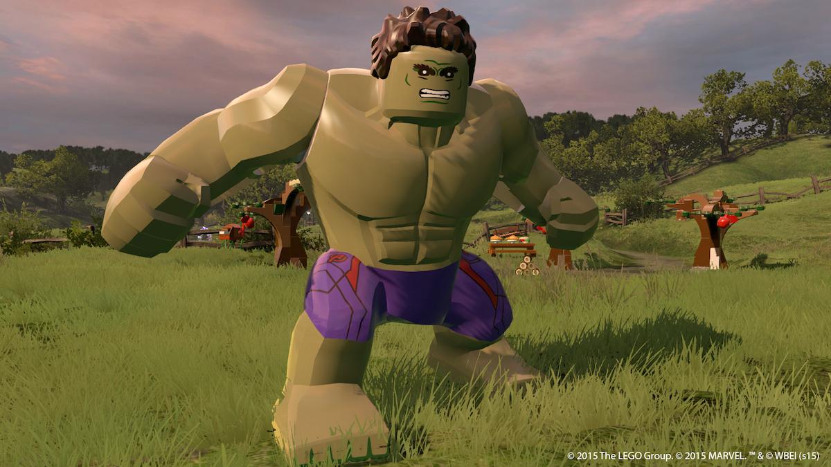LEGO Marvel Avengers ha una data di uscita