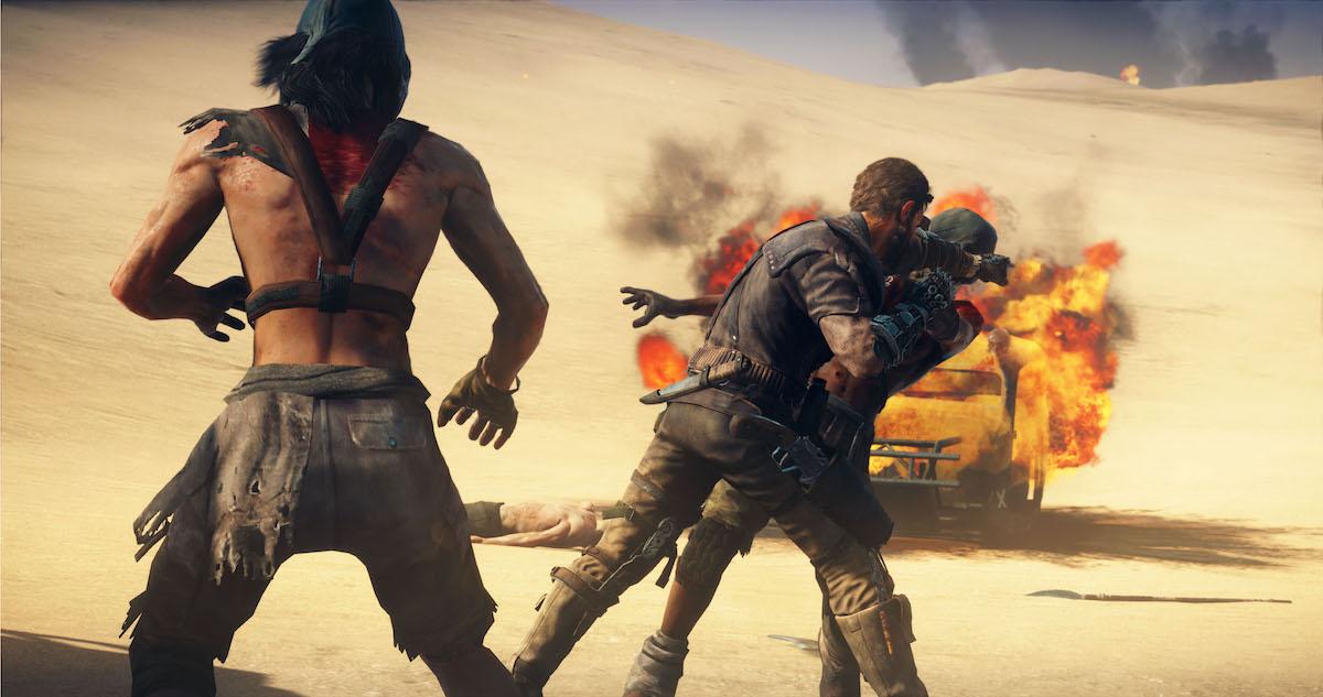 Mad Max, nuovo trailer dedicato agli avamposti fortificati
