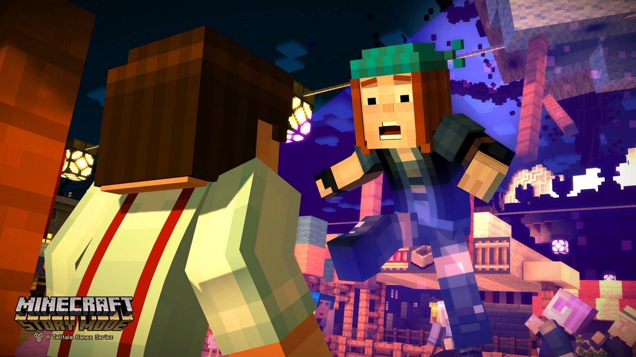 Minecraft: Story Mode avrà personaggi customizzabili – guarda i nuovi screenshot