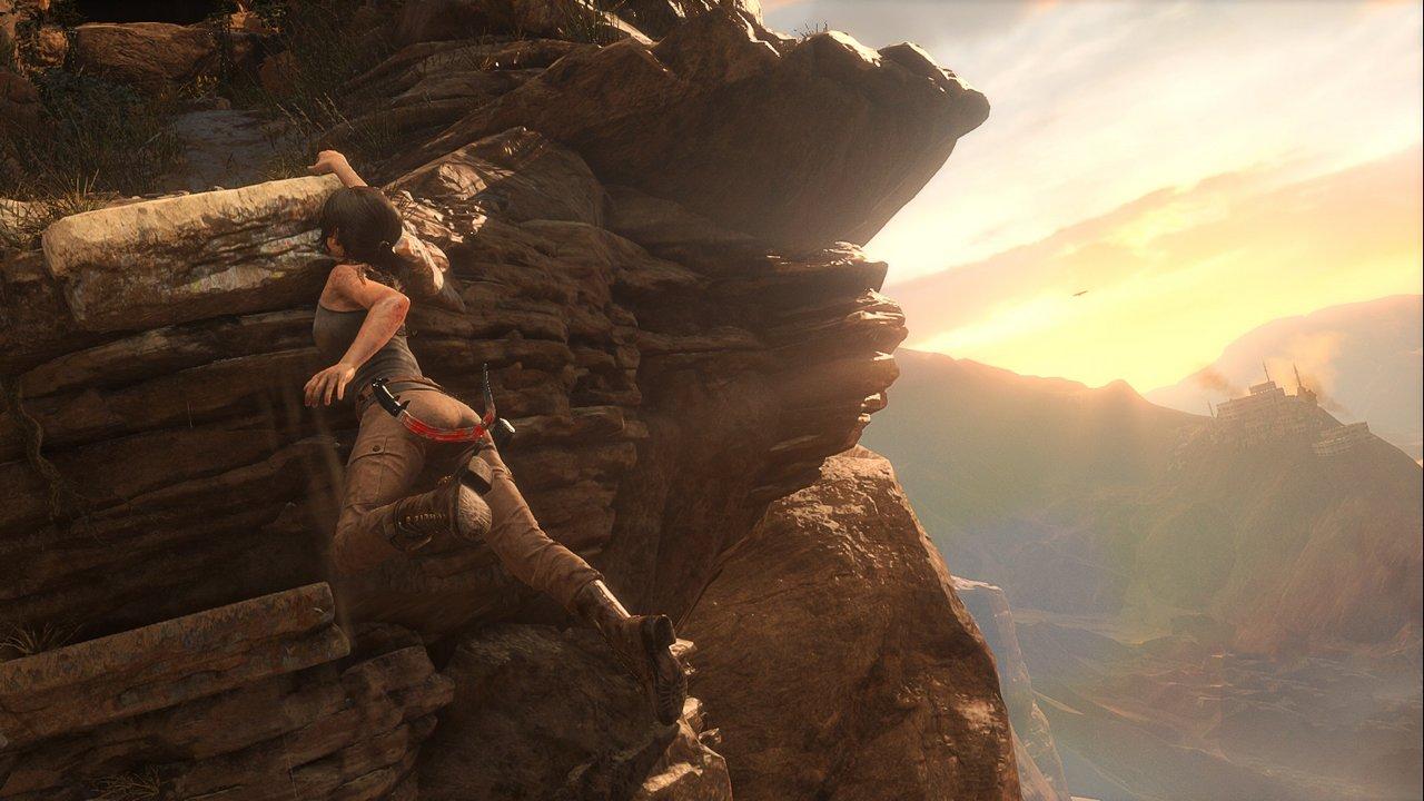 Rise of the Tomb Raider, Square Enix mostra la demo completa della Gamescom 2015