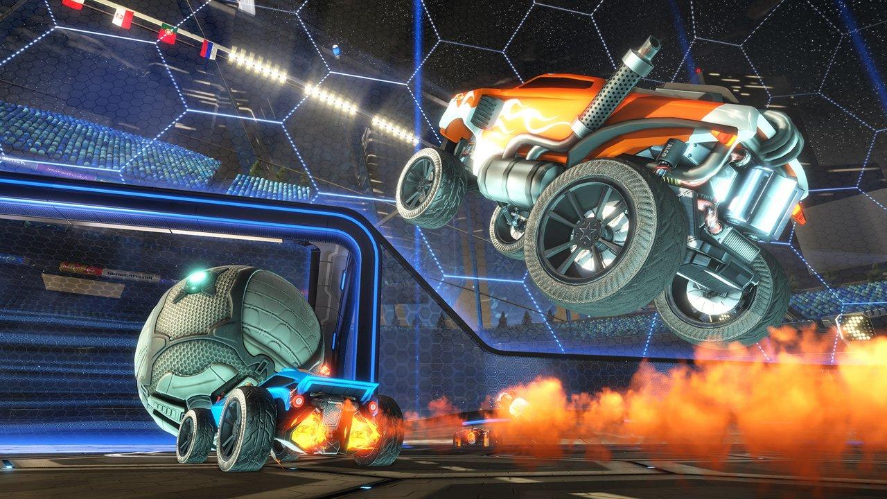 """Rocket League: in futuro ci saranno più arene """"atipiche"""""""
