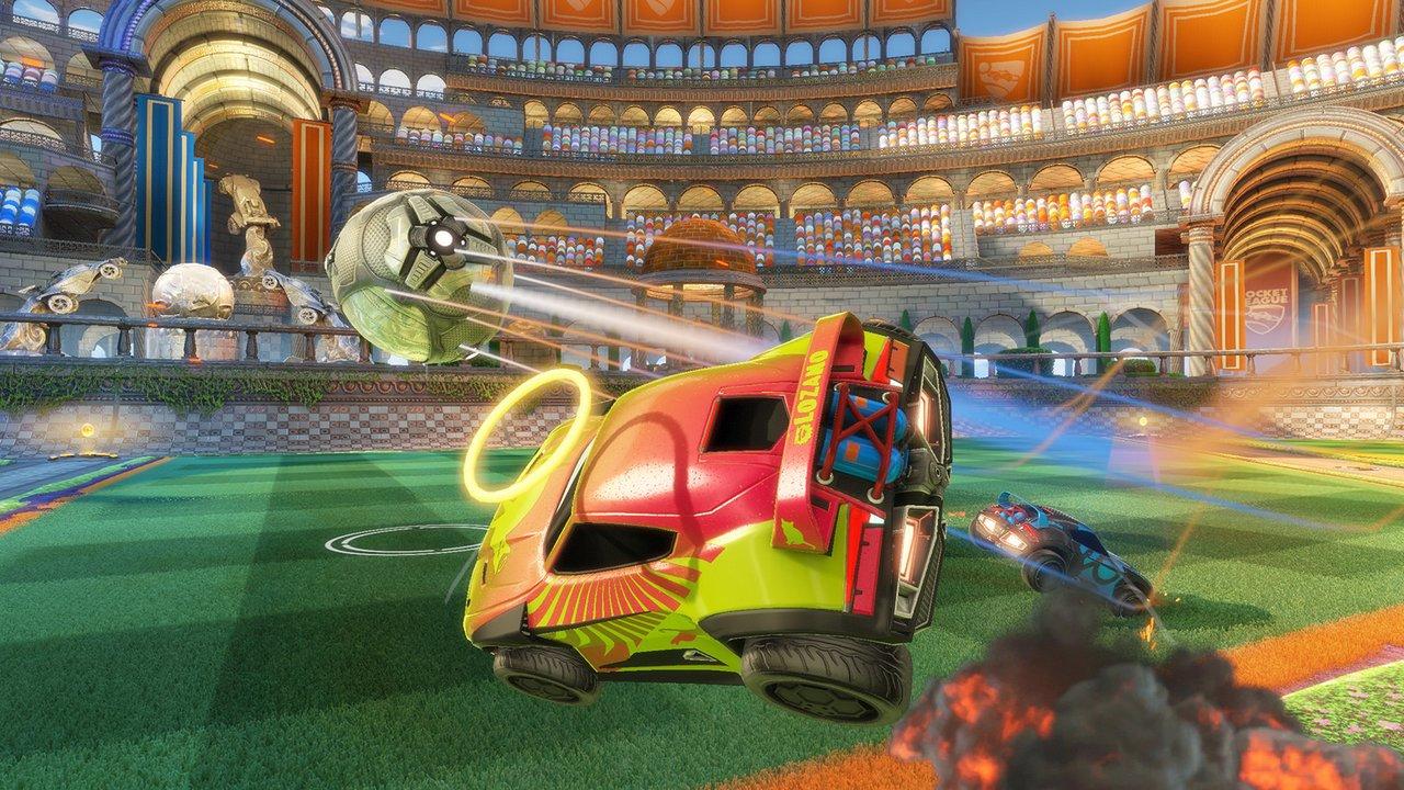 Rocket League: svelati i DLC e gli update gratuiti di inizio agosto