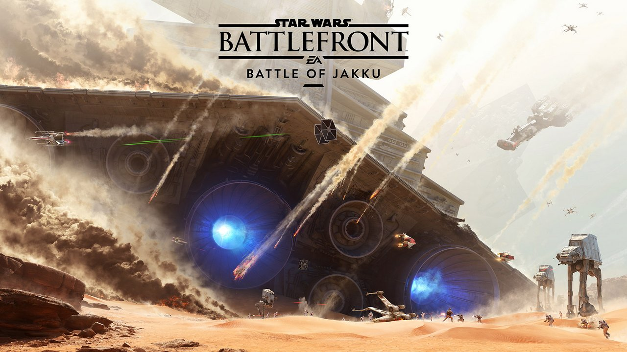 Star Wars Battlefront: nuovi dettagli (e qualche bozzetto) su La Battaglia di Jakku