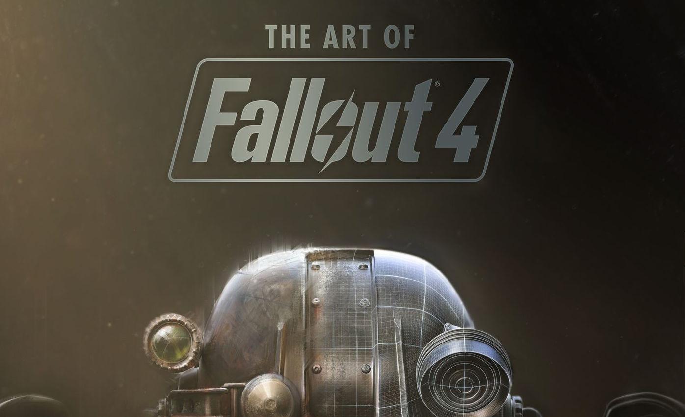 The Art Of Fallout 4 arriverà a dicembre: ecco la cover ufficiale