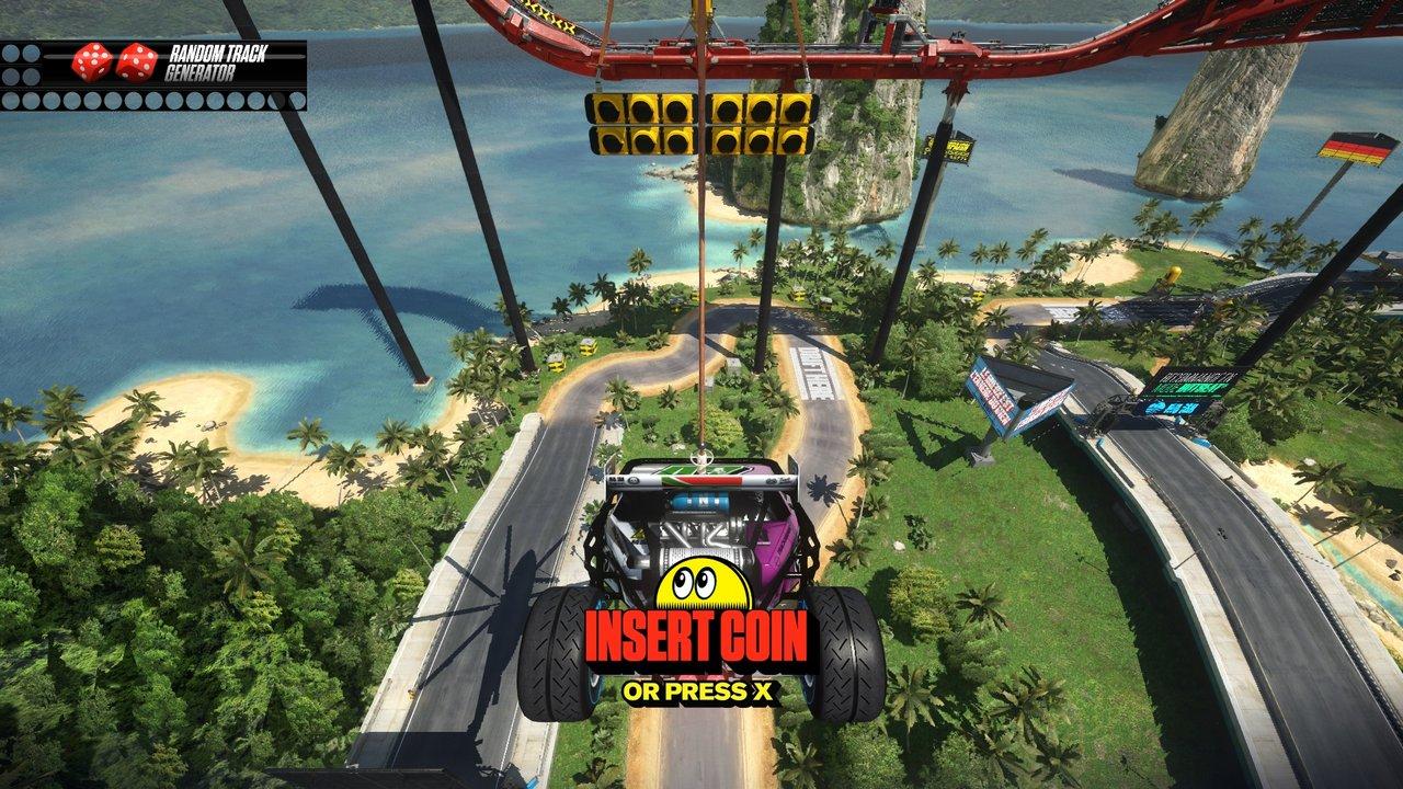 Trackmania Turbo: nuove immagini e scene di gioco dalla Gamescom