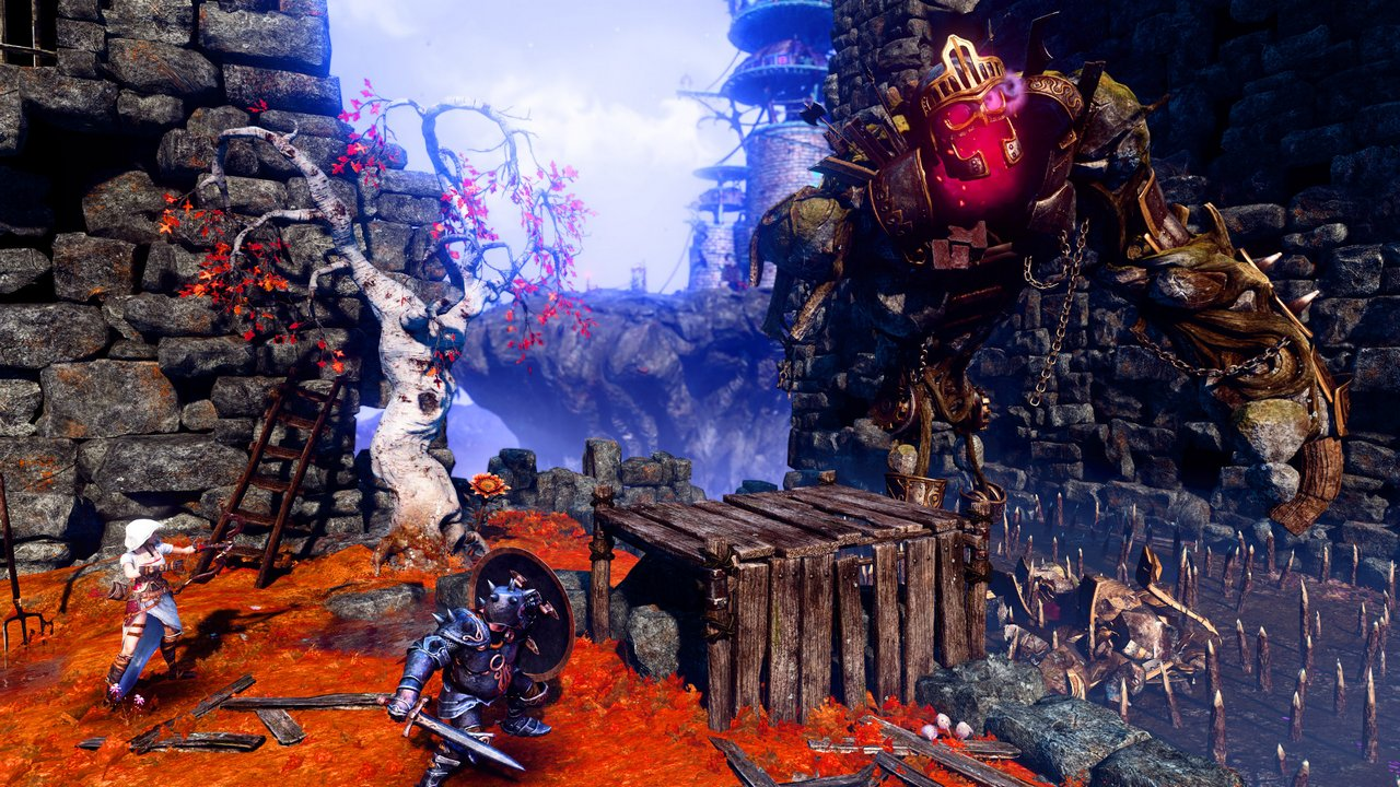 Trine 3: The Artifacts of Power si lancia in foto e video