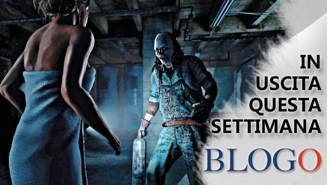 Videogiochi in uscita dal 24 al 30 agosto: Until Dawn, Gears of War Ultimate Edition, Devil's Third