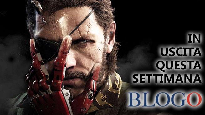 Videogiochi in uscita dal 31 agosto al 6 settembre: MGS V The Phantom Pain, Mad Max, Armello