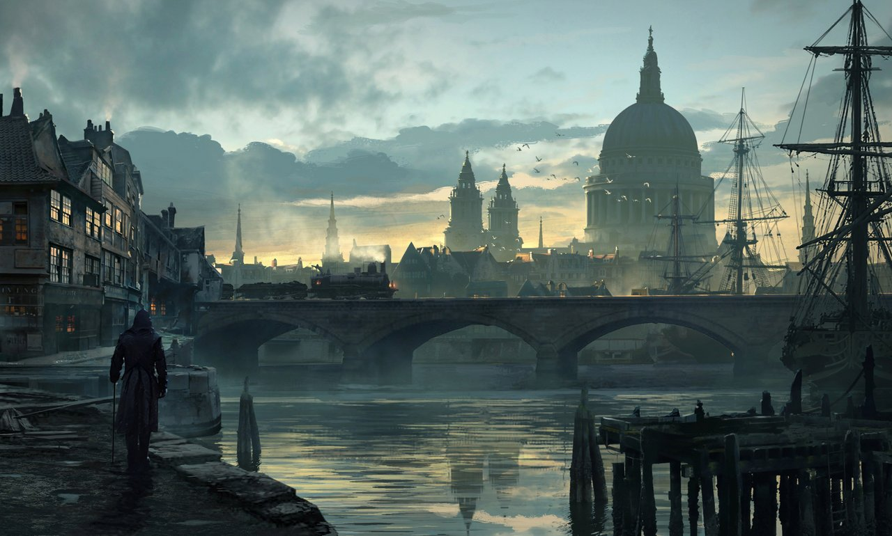 Assassin's Creed Syndicate: nuovo trailer dedicato a Londra