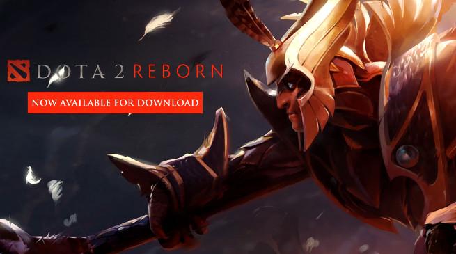 Dota 2 s'aggiorna al Source Engine 2: disponibile l'aggiornamento Reborn