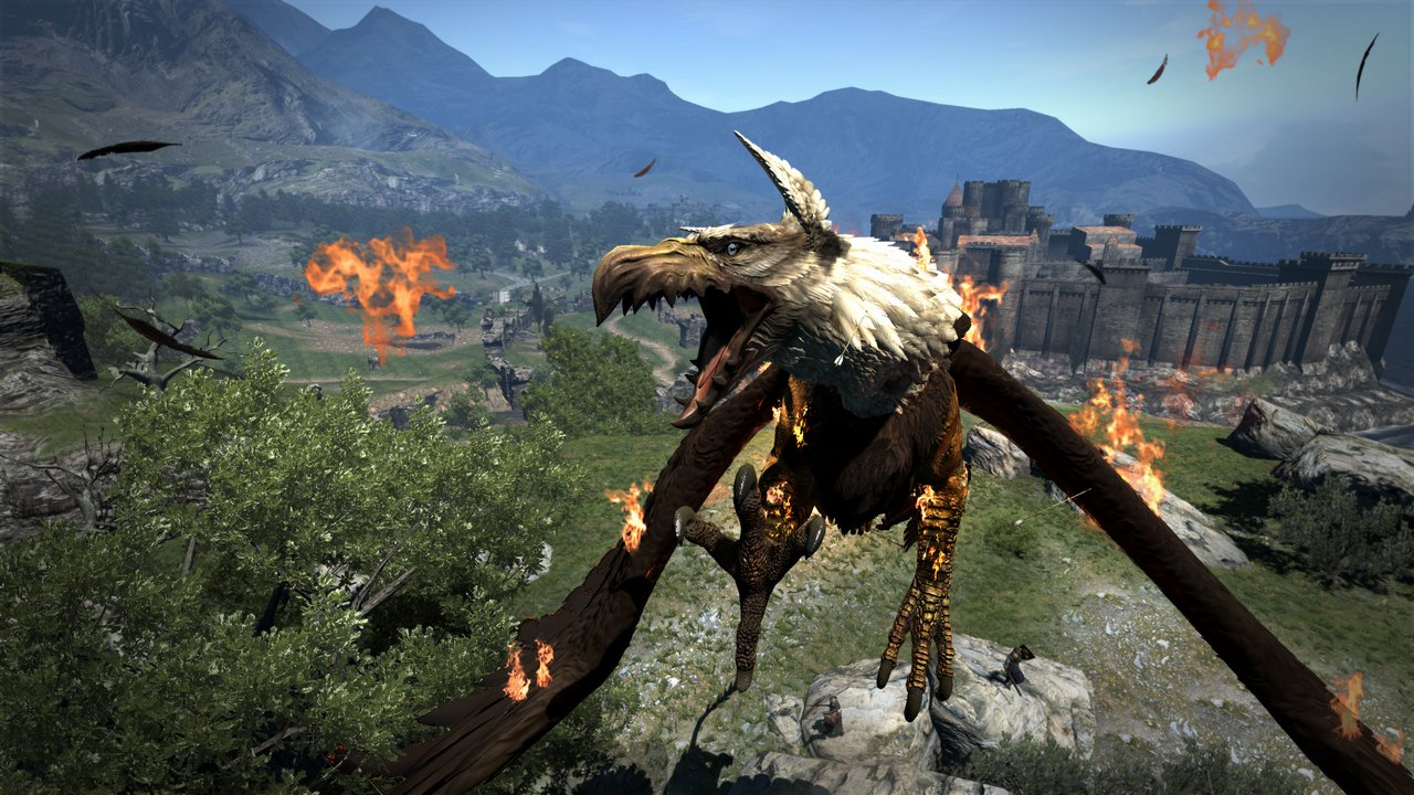 Dragon's Dogma: Dark Arisen – svelata la versione PC