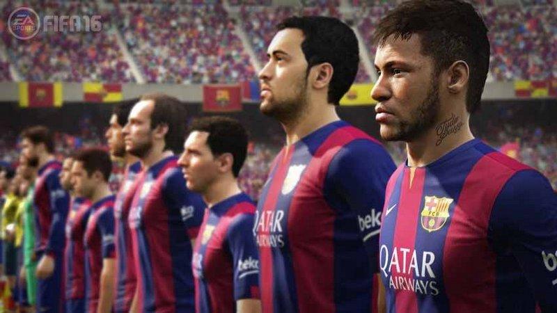FIFA 16: i valori dei 50 calciatori più forti