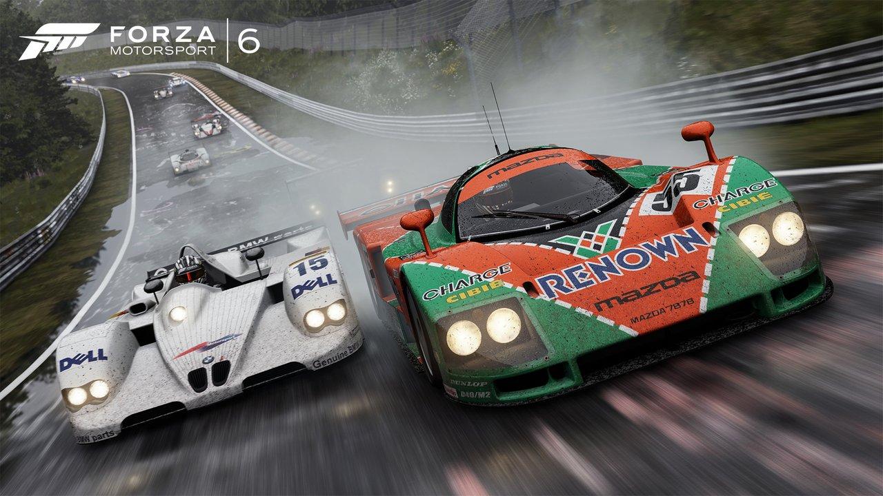 Forza Motorsport 6 in nuove immagini di gioco