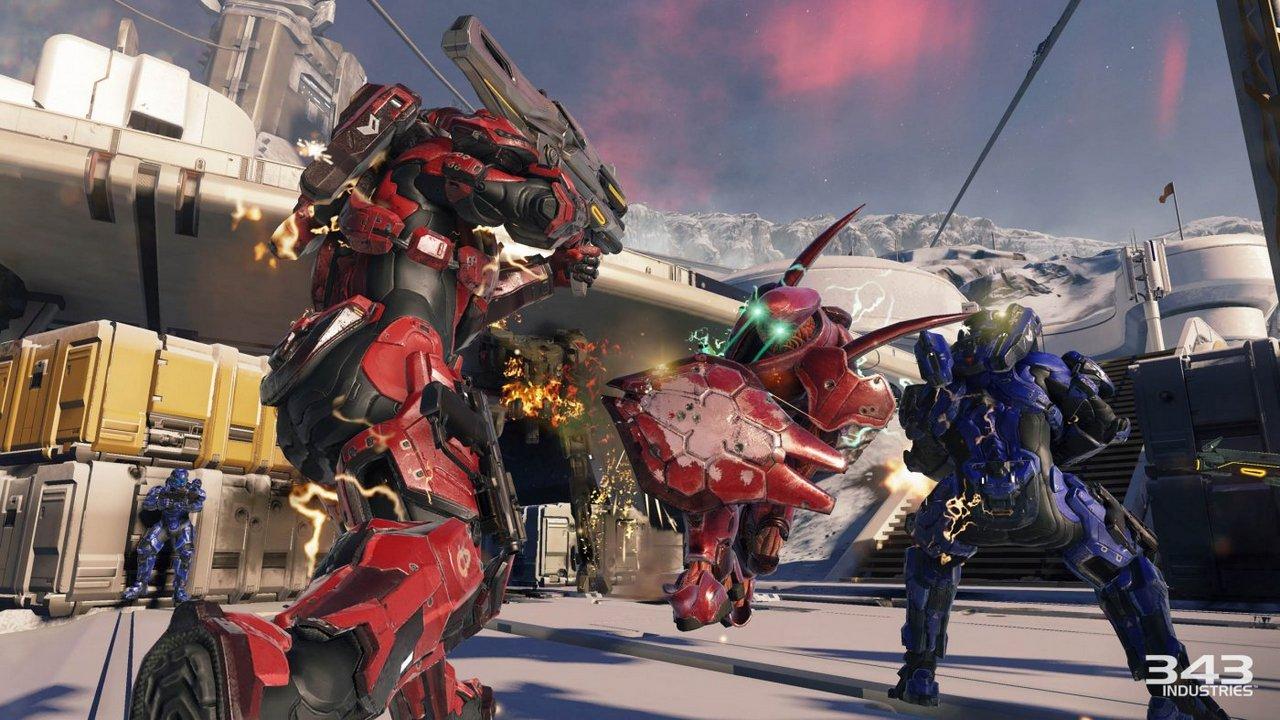 Halo 5: Guardians, ecco il filmato introduttivo