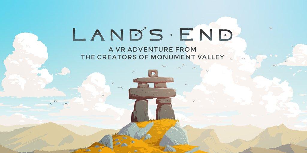 Land's End: dagli autori di Monument Valley una nuova avventura per visori VR