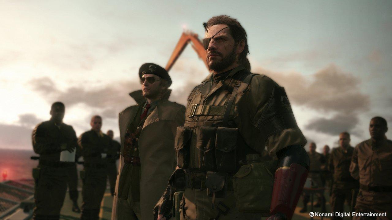 Metal Gear Solid V: The Phantom Pain – la recensione