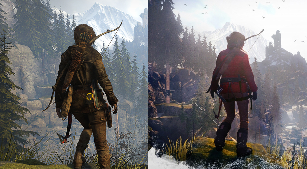 Rise Of The Tomb Raider, primo confronto tra Xbox One e Xbox 360