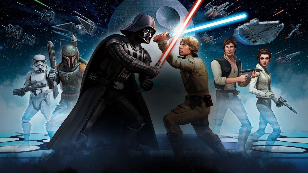 Star Wars: Galaxy of Heroes per iOS e Android – ecco il trailer d'annuncio e le prime immagini