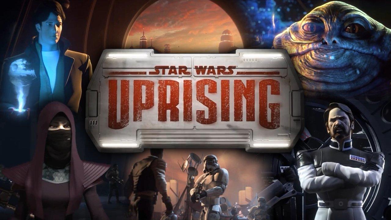 Star Wars: Uprising – svelata la data di uscita su iOS e Android