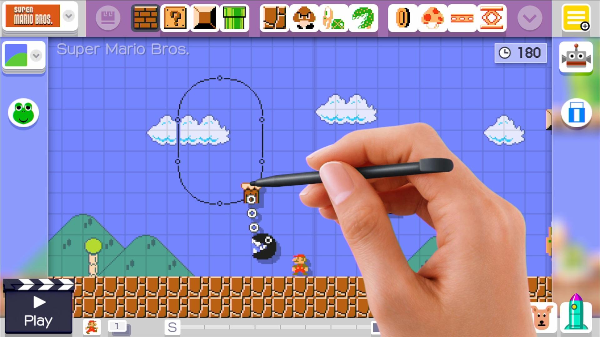 Super Mario Maker: nuova video-dimostrazione con Michel Ancel e Miyamoto