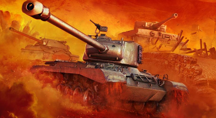 World of Tanks arriva su PlayStation 4