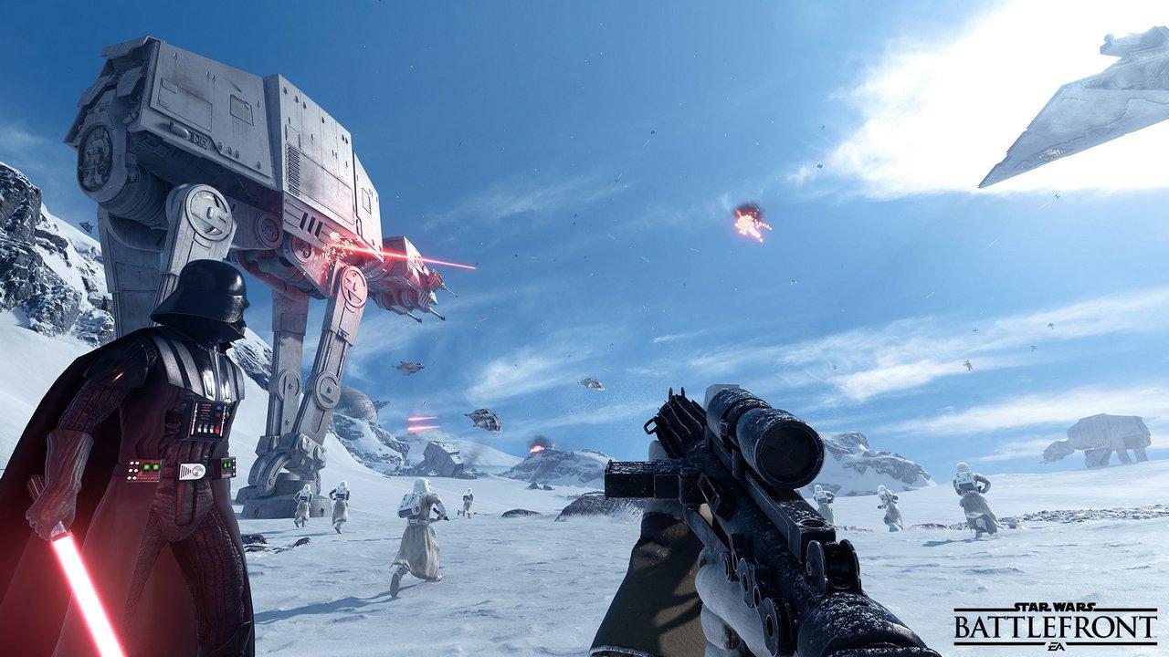 Star Wars: Battlefront, Impero e Ribelli contro nel trailer di lancio