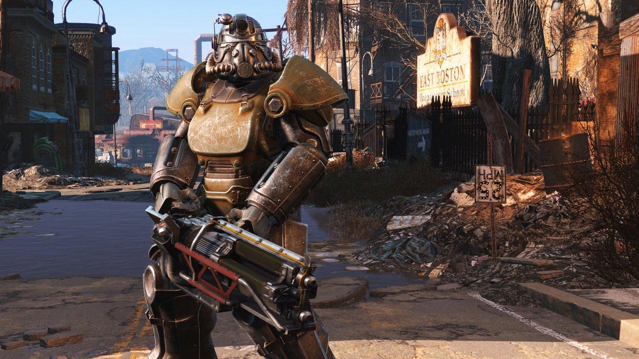 Fallout 4: immagini e dettagli sulla componente grafica
