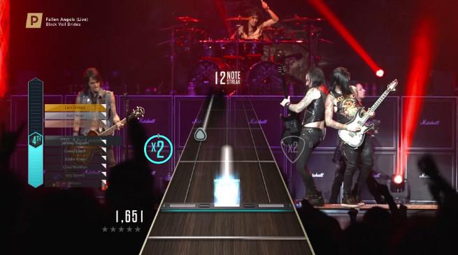 Guitar Hero Live: 70 nuove canzoni su GHTV nelle prossime settimane
