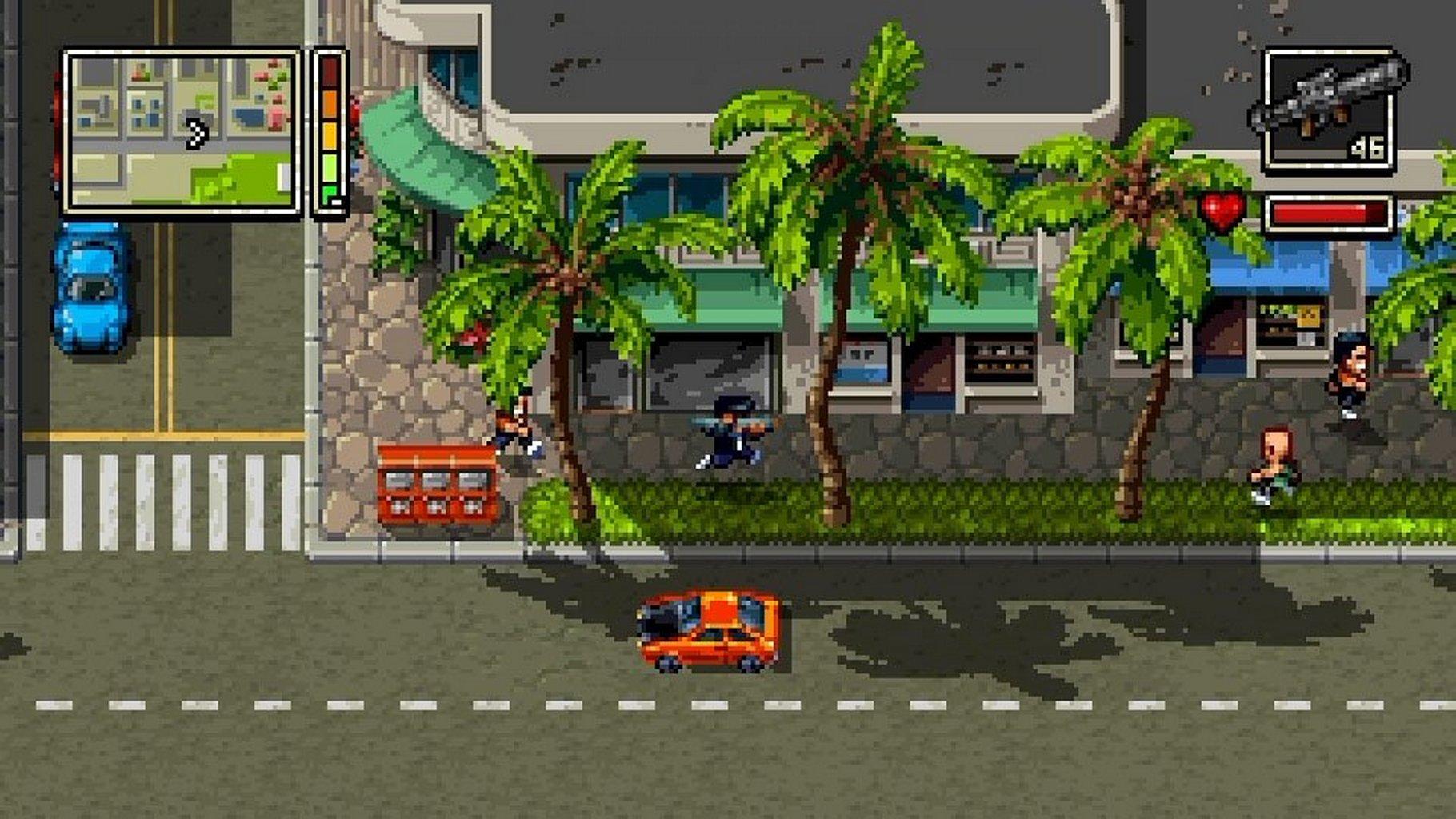 Shakedown Hawaii: nuovo gameplay trailer tra sparatorie, inseguimenti ed esplosioni