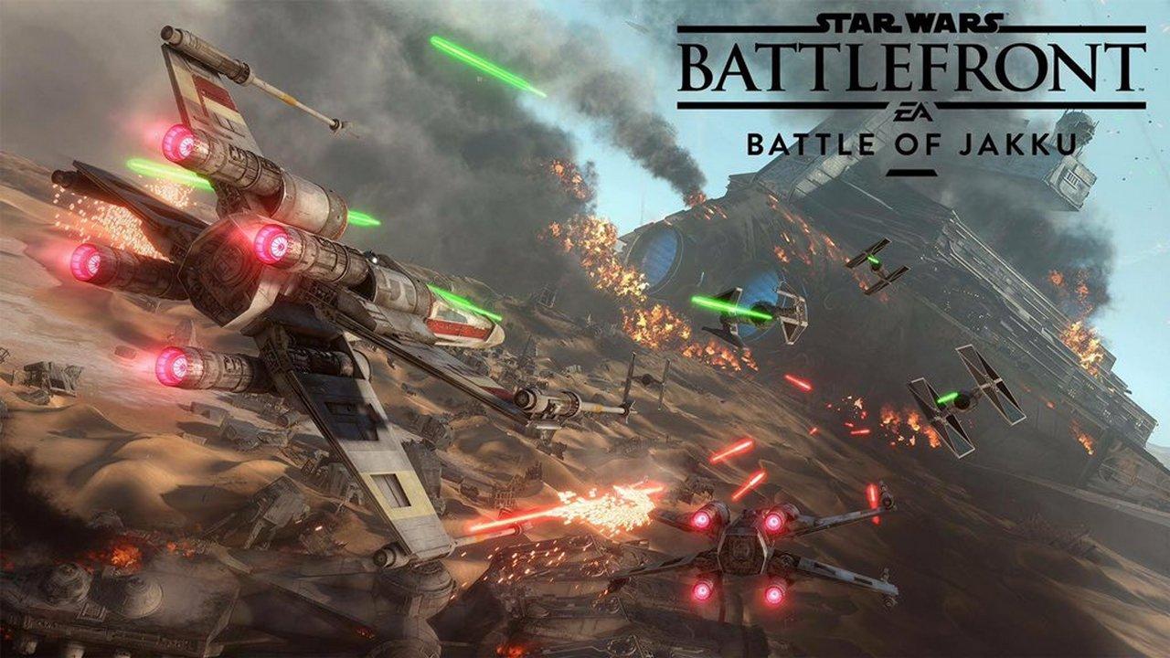 Star Wars Battlefront non avrà DLC dedicati a Episode VII