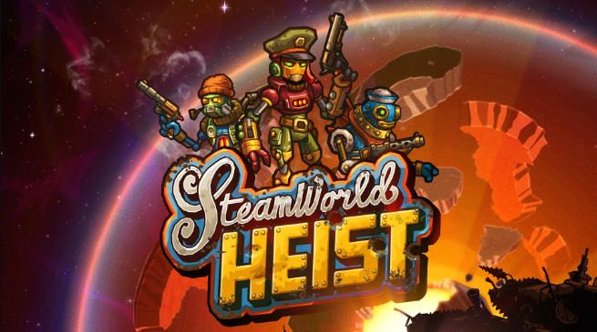 SteamWorld Heist: immagini e video di lancio della versione 3DS