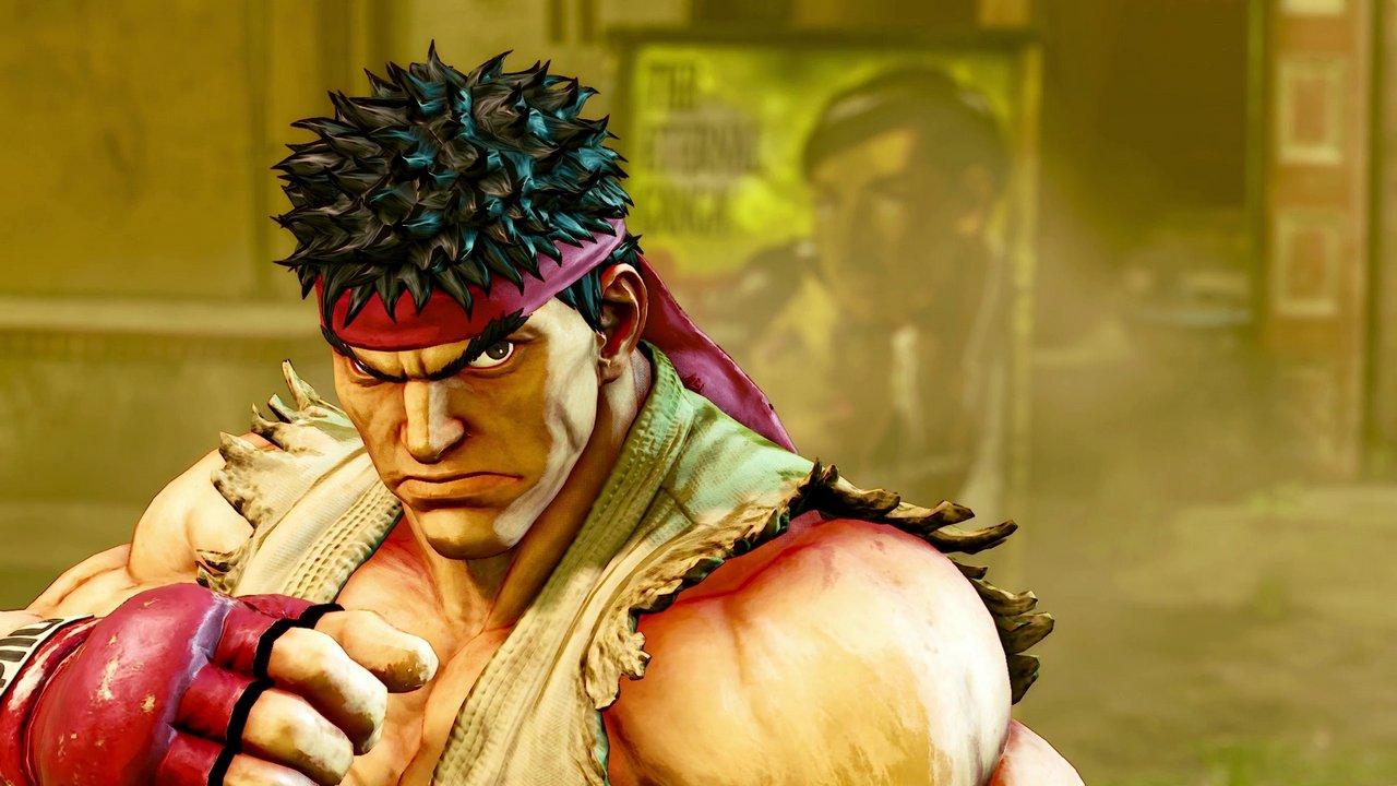 Street Fighter V: immagini e video sulla Story Mode