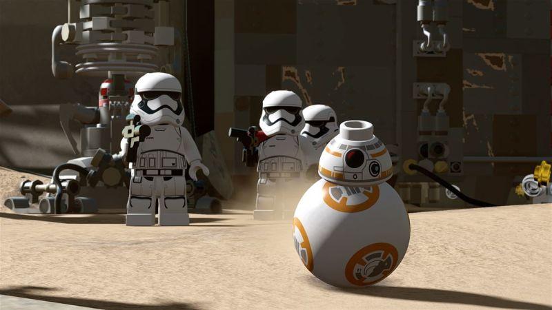 LEGO Star Wars: The Force Awakens è ufficiale, ecco il trailer di annuncio