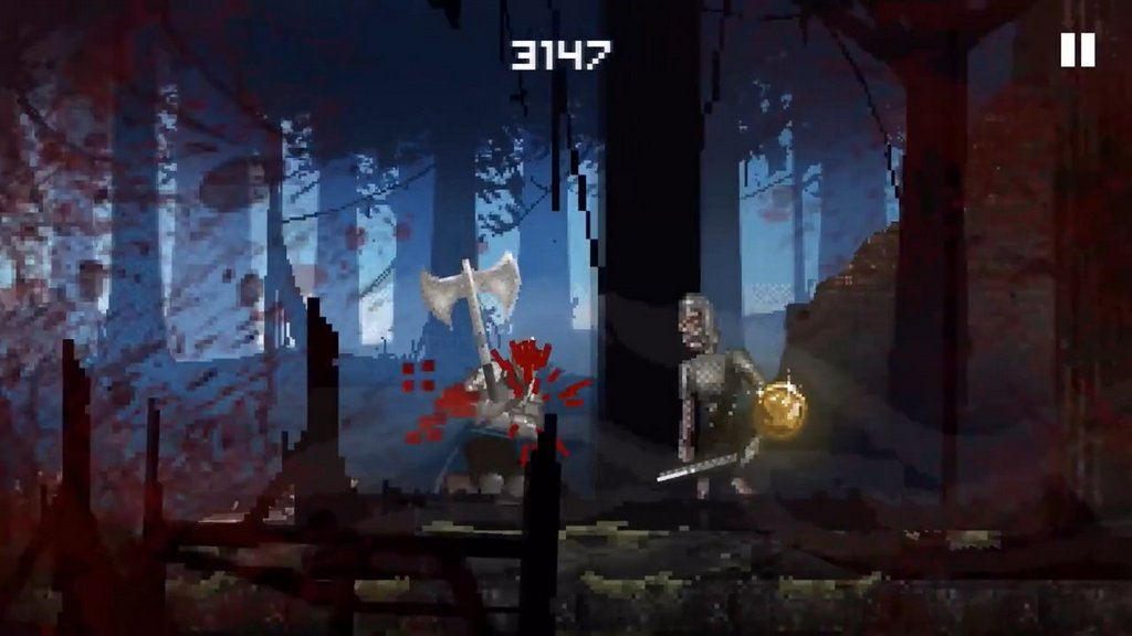 Slashy Souls: l'endless runner ispirato a Dark Souls sbarca su iOS e Android