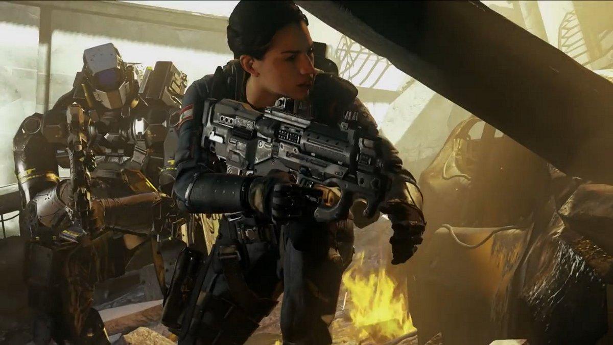 Call of Duty: Infinite Warfare, prime immagini ufficiali