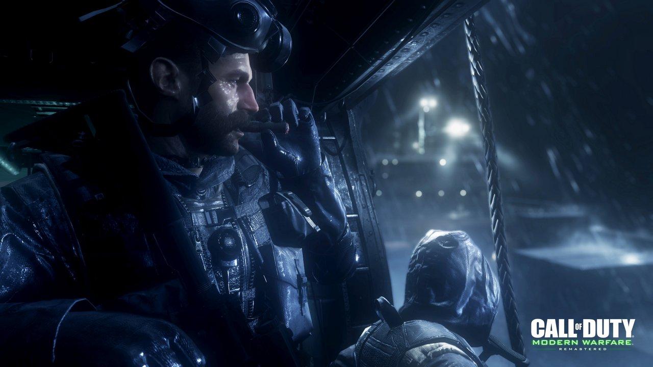 Call of Duty: Modern Warfare Remastered sarà un'esclusiva delle edizioni speciali di Infinite Warfare