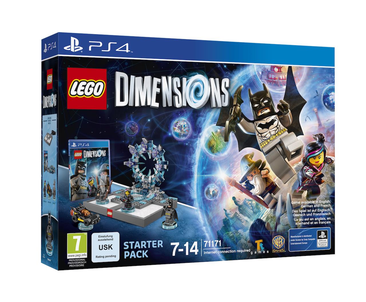 LEGO Dimensions arriverà in Italia a settembre