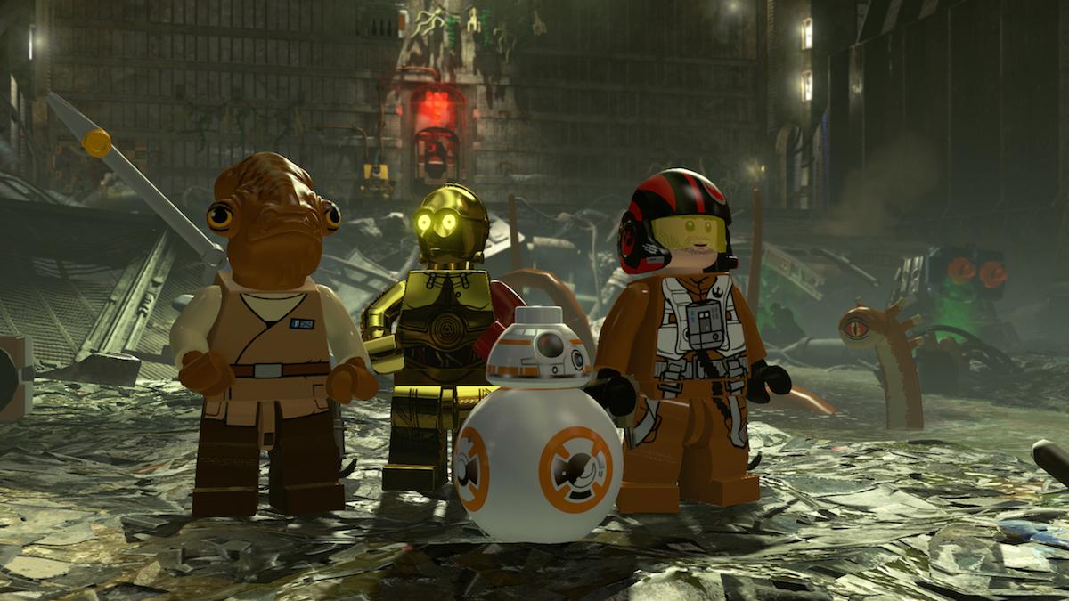 LEGO Star Wars: Il risveglio della Forza, tutti i dettagli del Season Pass