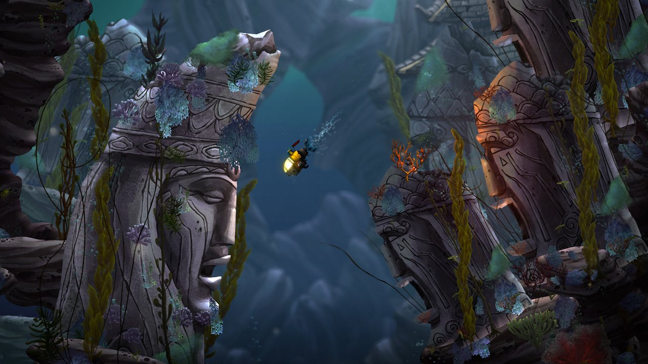 """Song of the Deep: nuove immagini e primo video """"making of"""""""