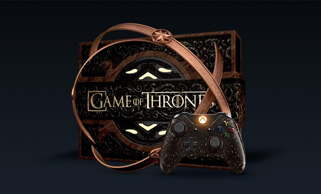 Game of Thrones, ecco la versione speciale di Xbox One che non potrete mai acquistare
