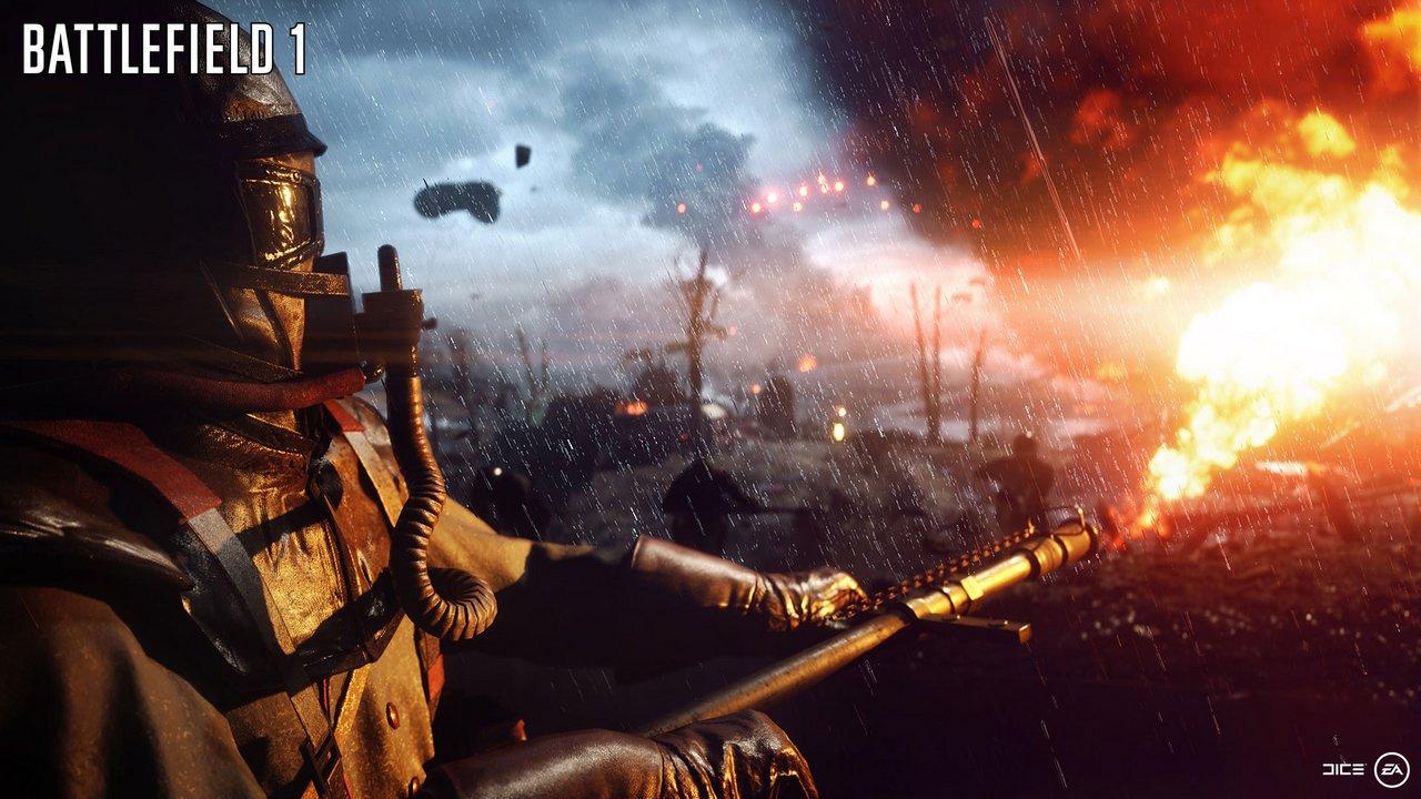 Battlefield 1: nuove informazioni sulle mappe e sulle modalità multiplayer principali