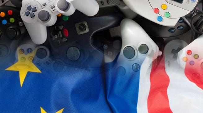 Brexit: la reazione dell'industria videoludica britannica