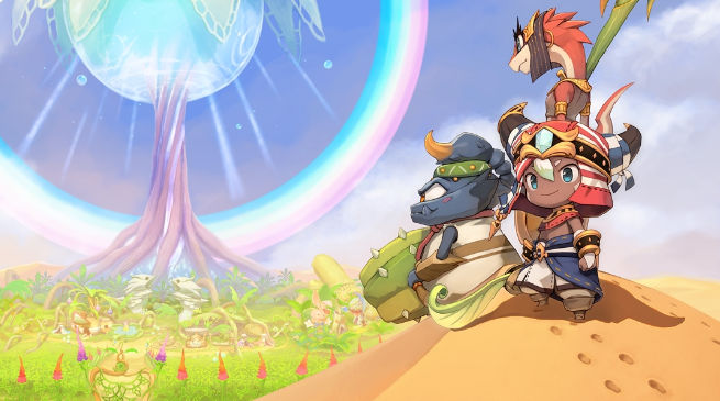 Ever Oasis: il nuovo action-GDR di Grezzo per Nintendo 3DS si presenta in foto e video all'E3 2016
