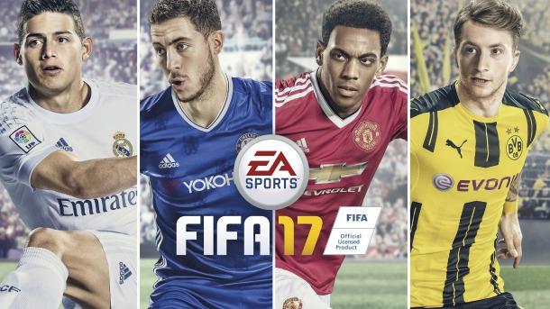 FIFA 17 col motore Frostbite, il teaser con l'annuncio ufficiale