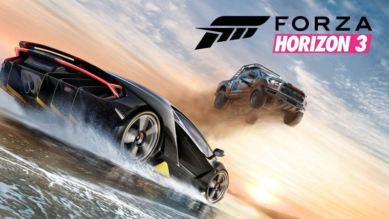 Forza Horizon 3 è ufficiale: ecco il video di presentazione dell'E3 2016