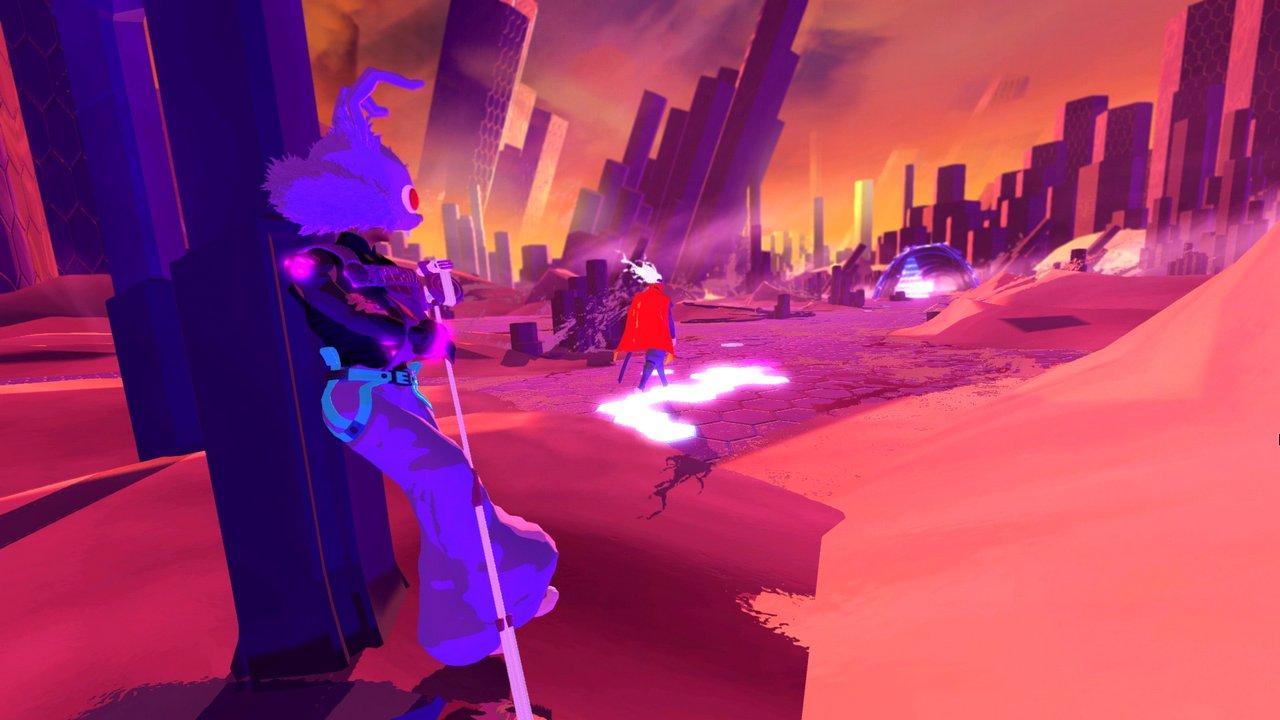 Furi: il nuovo video svela la data di uscita su PC e PS4