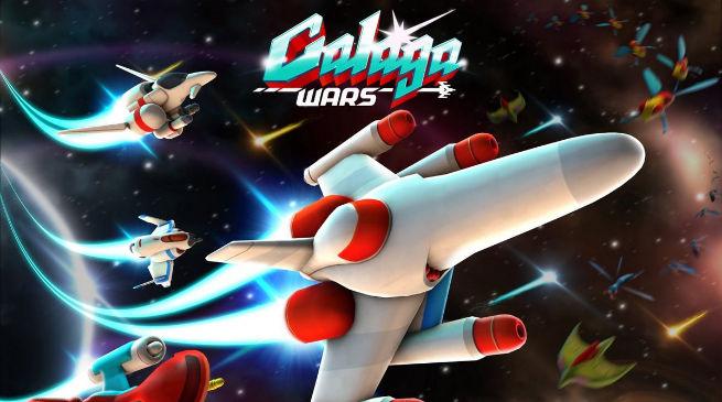Galaga Wars sbarcherà a breve su iOS e Android: ecco le immagini e il video di presentazione