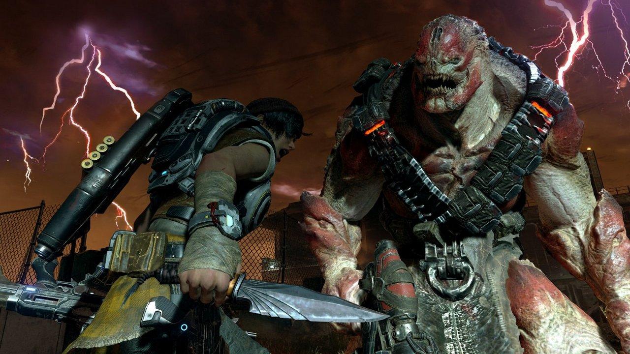 Gears of War 4 torna a mostrarsi in foto e video all'E3 2016