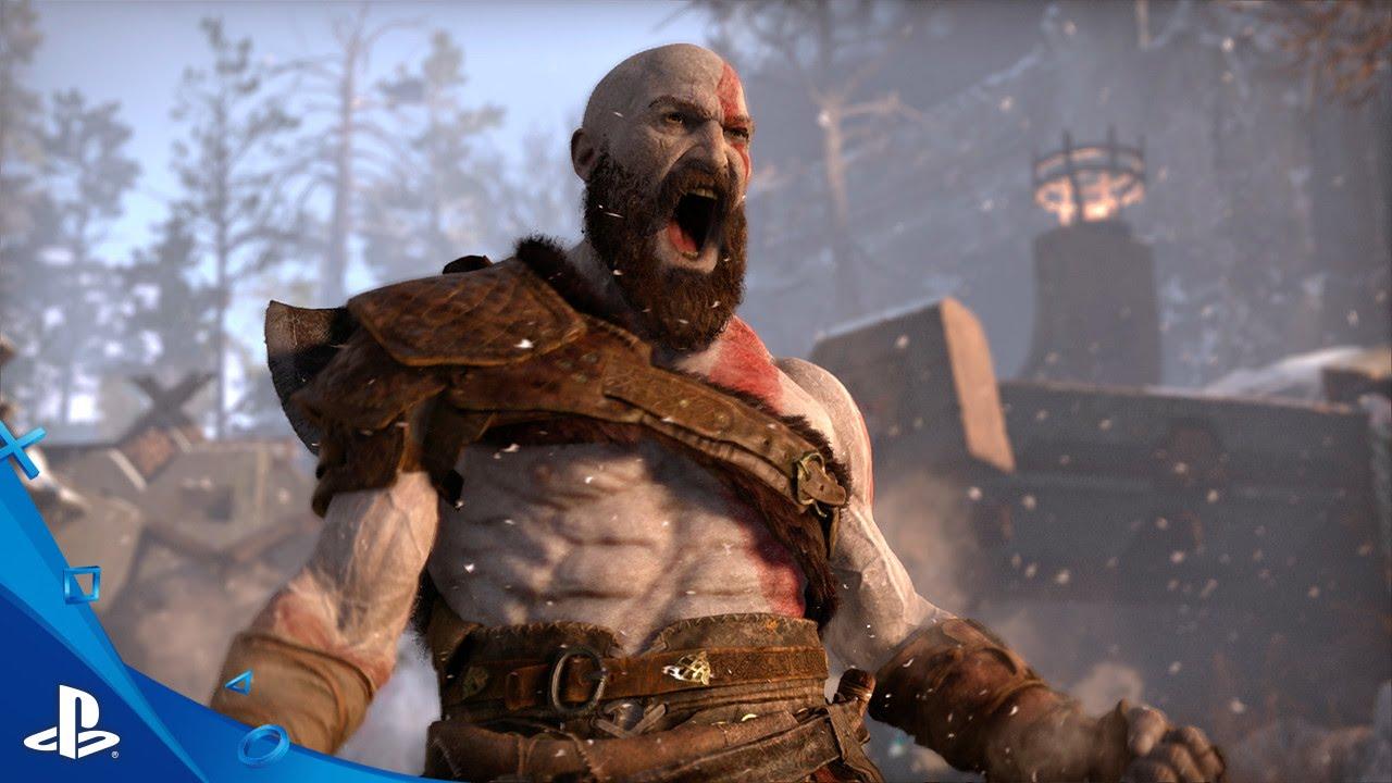 God of War, ufficiale l'arrivo di Kratos nella mitologia nordica
