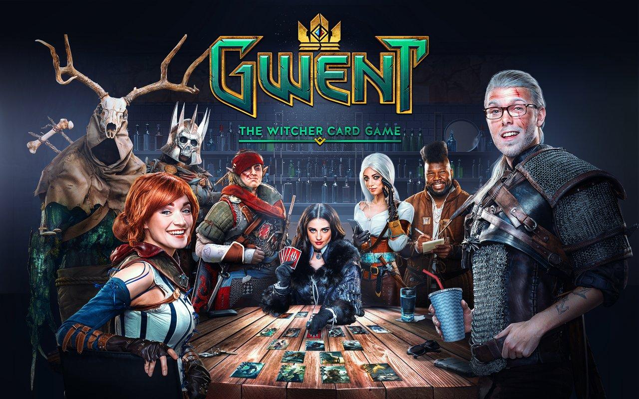 Gwent: The Witcher Card Game si presenta in foto e video all'E3 2016